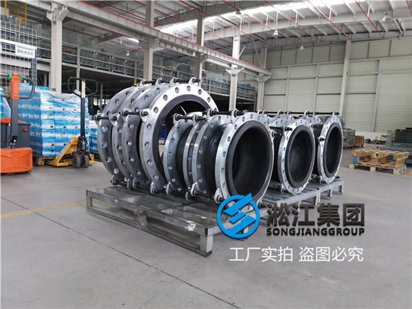 煤粉锅炉镀锌橡胶软连接头耐磨防腐